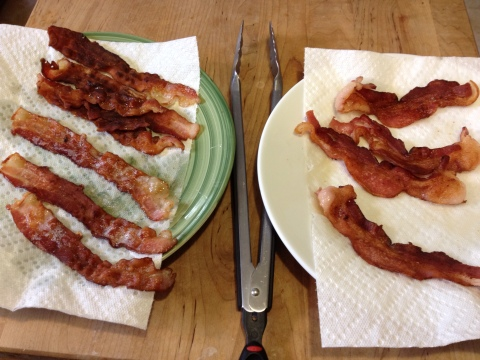 Bacon Brackets!