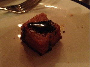 Pork Belly with Tamarind. Like Bacon, only better. Yeah, I said it.