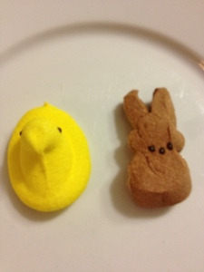Just say no to Peeps. Chocolate notwithstanding.