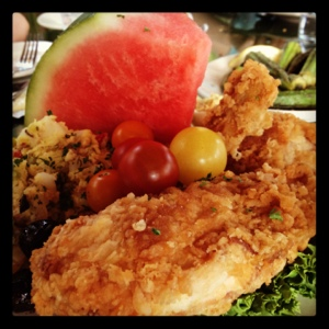 Cold Fried Chicken: My Summer Picnic Fuel