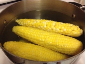 Corn on the Cob for the Win!