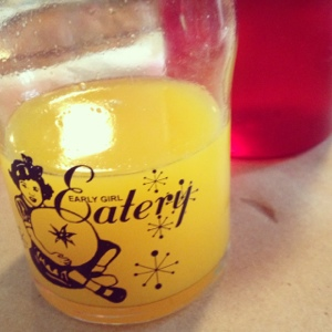 Fresh-Squeezed OJ for the win!