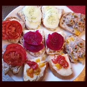 Summer Sandwich Platter