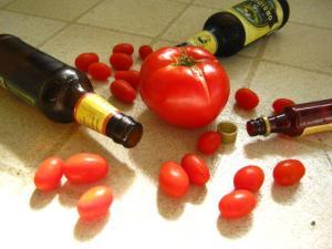 Glug glug. --$4 Tomato Gone Wild