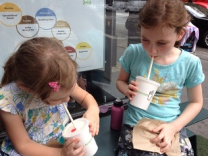 The Practical Cooks Junior at Work: Shake Shack Reviewing