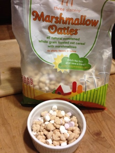 The Hippie Answer to Lucky Charms: Marshmallow Oaties