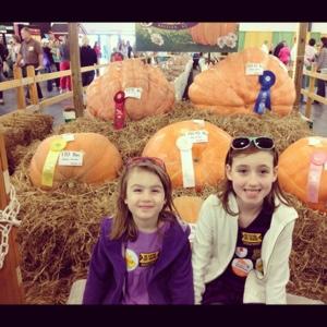 Say pumpkin pie!