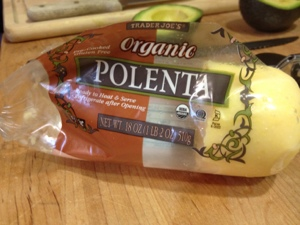 Trader Joe's Shelf-Stable Polenta