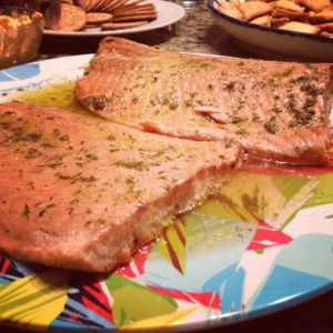 Salmon Cravings Inspired by This Dish!