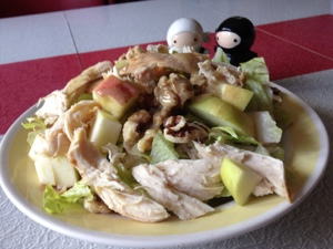 TPC Tested, Ninja Approved: New Chicken Salad