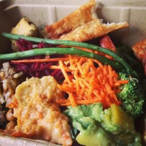 Whole Foods Salad Bar, I love you.