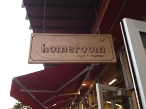 Run, don't walk. Homeroom.