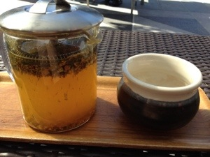 Turmeric Tea from Samovar: Gold, Spicy, Amazing